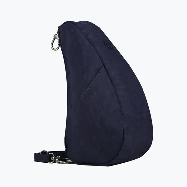 Healthy Back Bag Textured Nylon Large Baglett  Blue Night 6100LG-BN