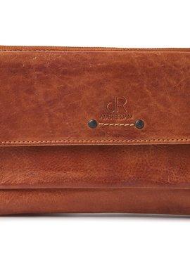 H. J. de Rooy klein schoudertasje clutch 933538