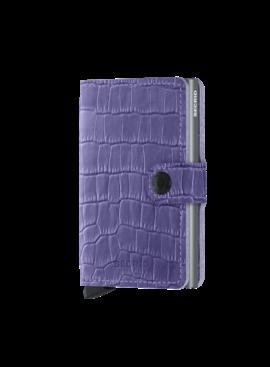 Secrid Miniwallet Cleo -Lavender