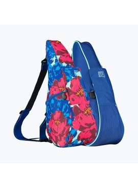 Healthy Back Bag Reversible Hyper Floral 6133-HY Small