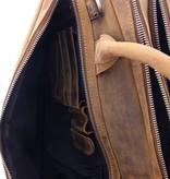 Plevier Galileo Laptoptas 15,6 inch bruin 560