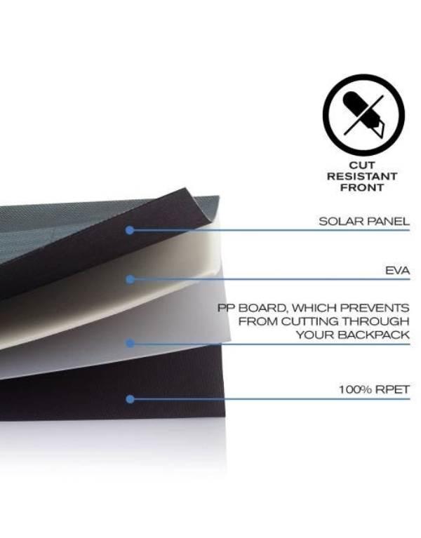 XD Design Bobby Tech anti-diefstal rugtas, zwart P705.251