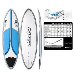 NSP SP - 8'6 DC Surf Pro 29 1/4 4 114Liter