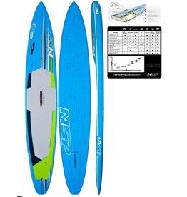 NSP NSP - 12'6 DC Surf Race Pro CNC 12'6x25 Pro Carbon DEMO