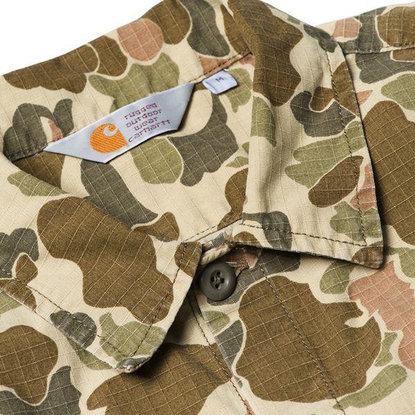 Carhartt Carhartt, Mission Shirt, Camo Outdoor