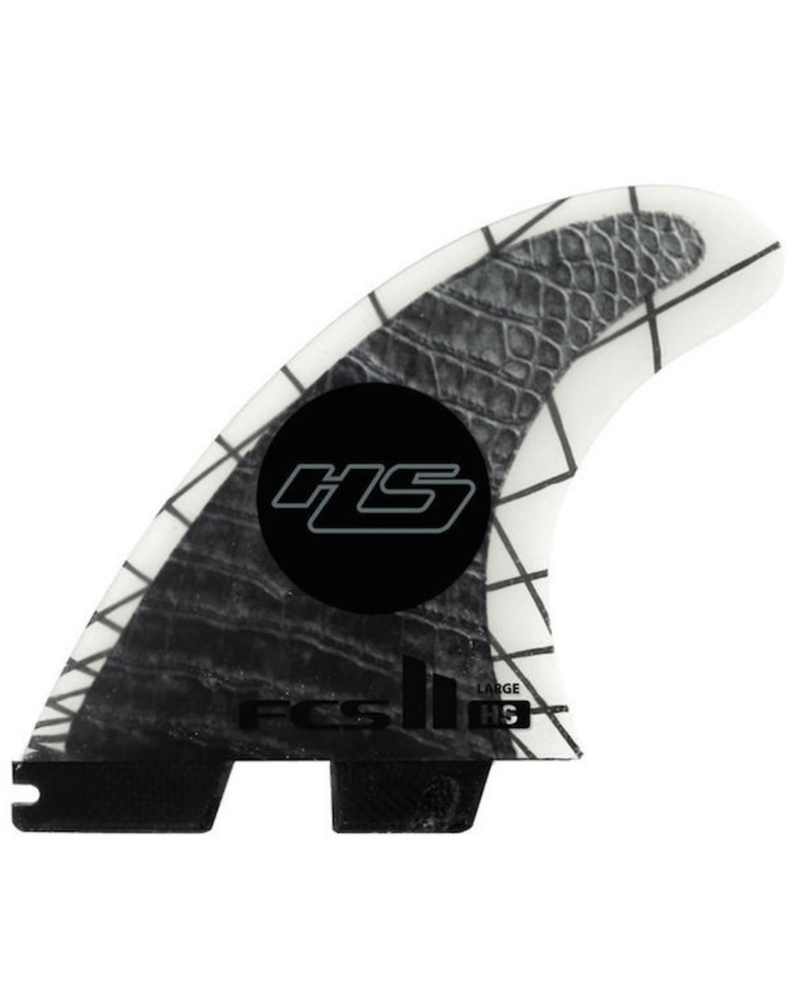 """FCS FCS II """"3Fin - HS PC Carbon (75-90kg)"""""""