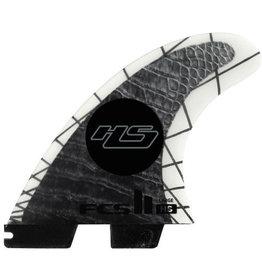 FCS FCS II 3Fin - HS PC Carbon (75-90kg)