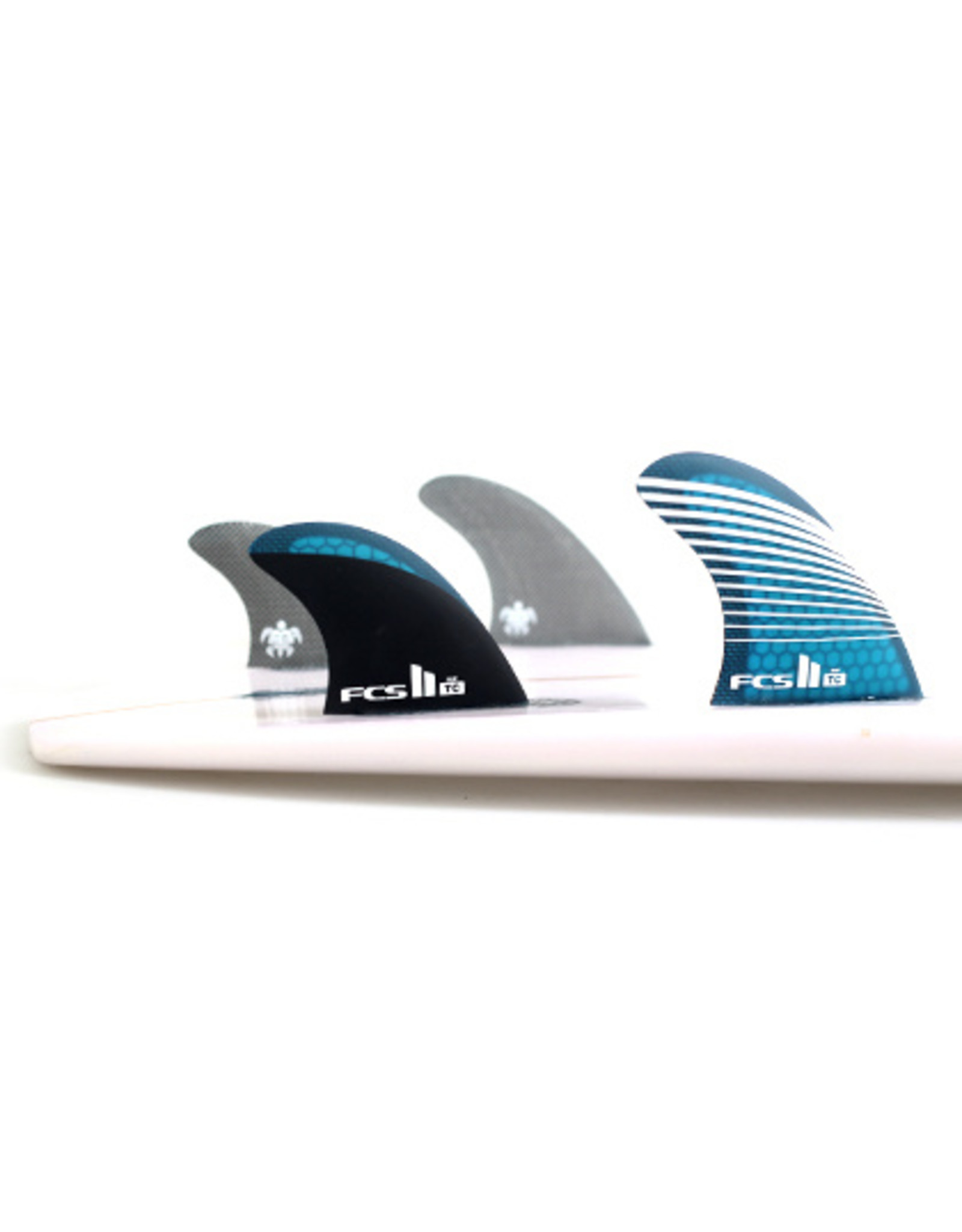 "FCS FCS II ""Quad - Tom Carrol SUP fins Medium Quad"" 1949Kr"