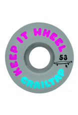 Girl Girl Keep it Wheel, tri color 53mm