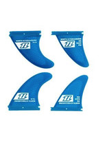 North Kiteboarding NKB -  TS-M Front with NQ Fins (4pcs)