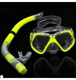 Vision - Dive Adult PVC (Mask & Snorkel set) 299Kr