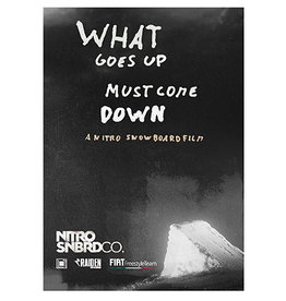 Nitro Nitro, What goes up must come down