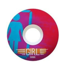 Girl Girl, BA OG Wheels, 51mm