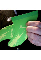 "North Kiteboarding North, 4.6"" Future Fin, Kite finnesett"