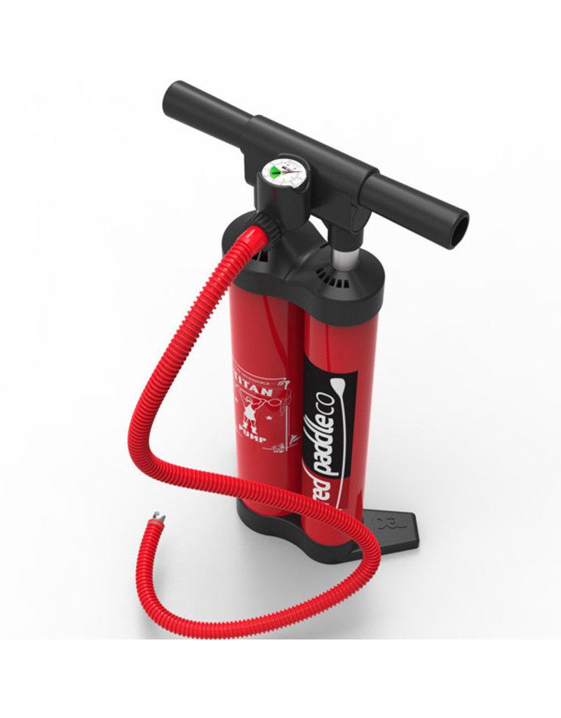 "RedPaddleCo 4.7Liter 30 psi Red Paddle ""TITAN Pump"" 999Kr"