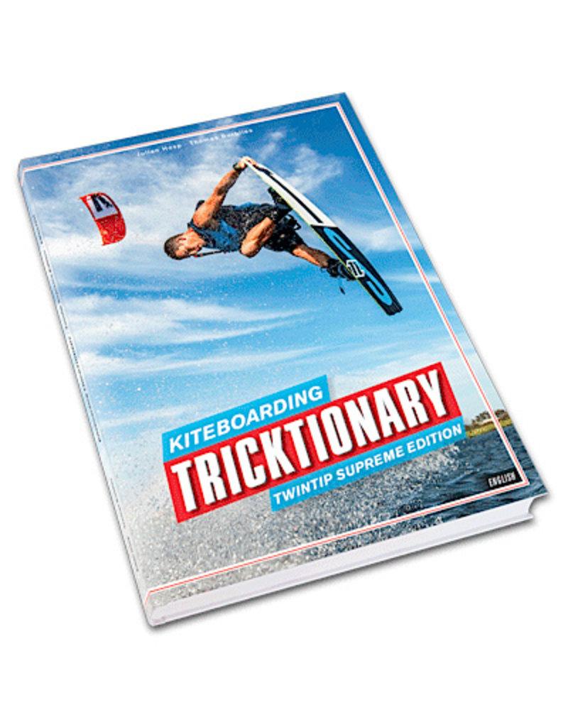 Stormrider Kiteboarding Tricktionary Twin Supreme Edt.