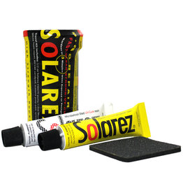 Solarez Solarez Mini Travel Kit UV Polyester 2x15g