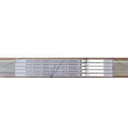 North Sails Tube replacement batten. NTH - Tip for Tube Rep.Batten