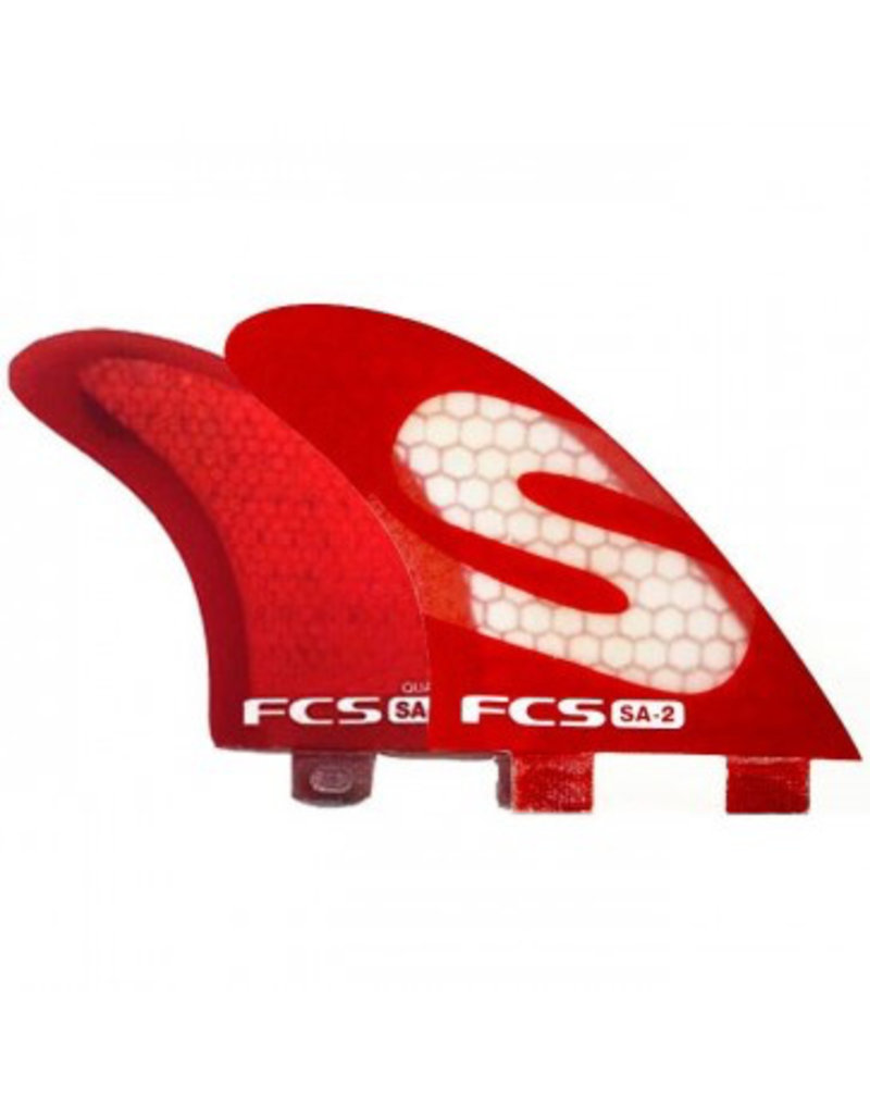 """FCS FCS """"Quad - SA-2 PC Large (75-90kg)"""""""
