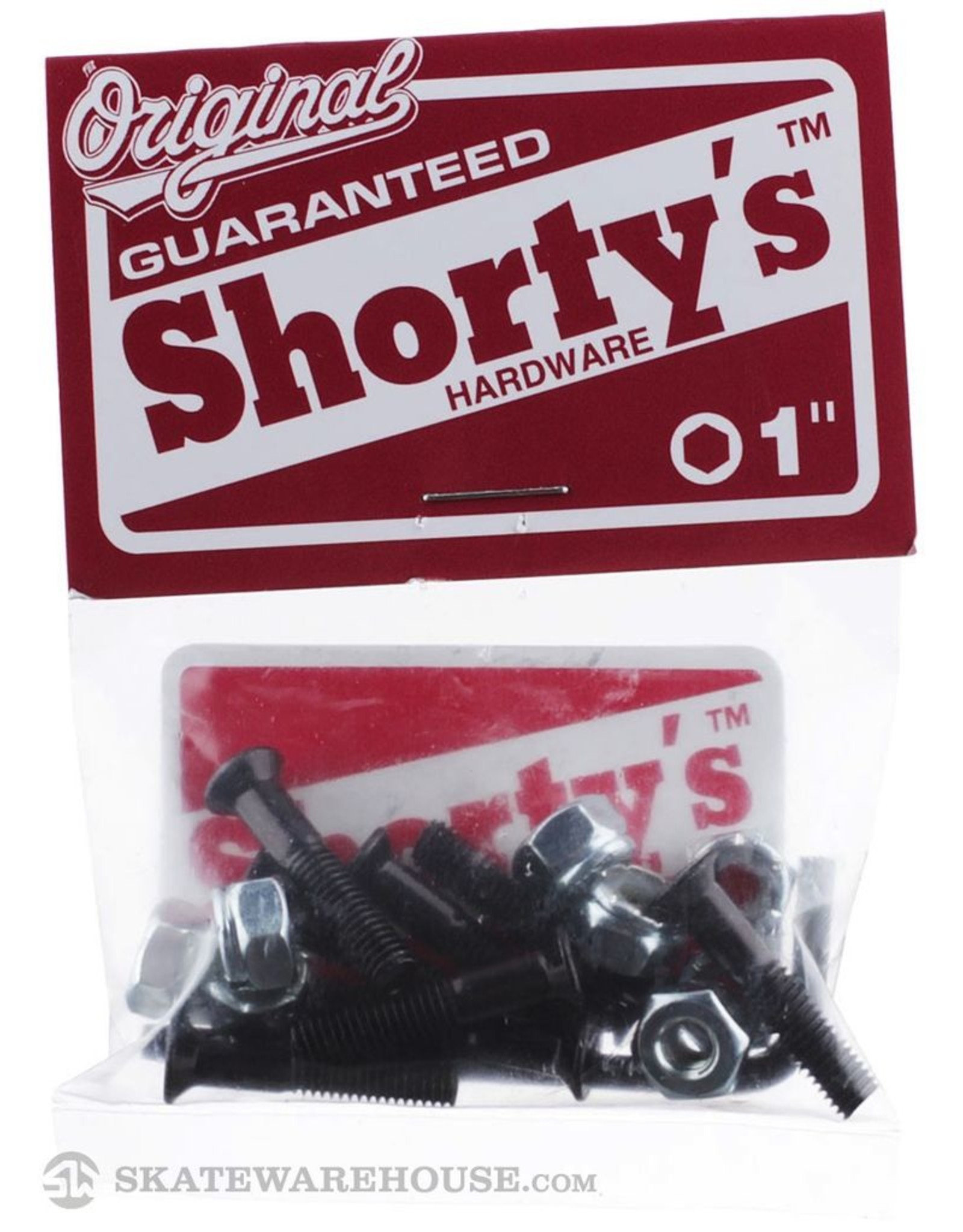 Shorty Shortys - 1' Hardware (Monteringssett) 25mm