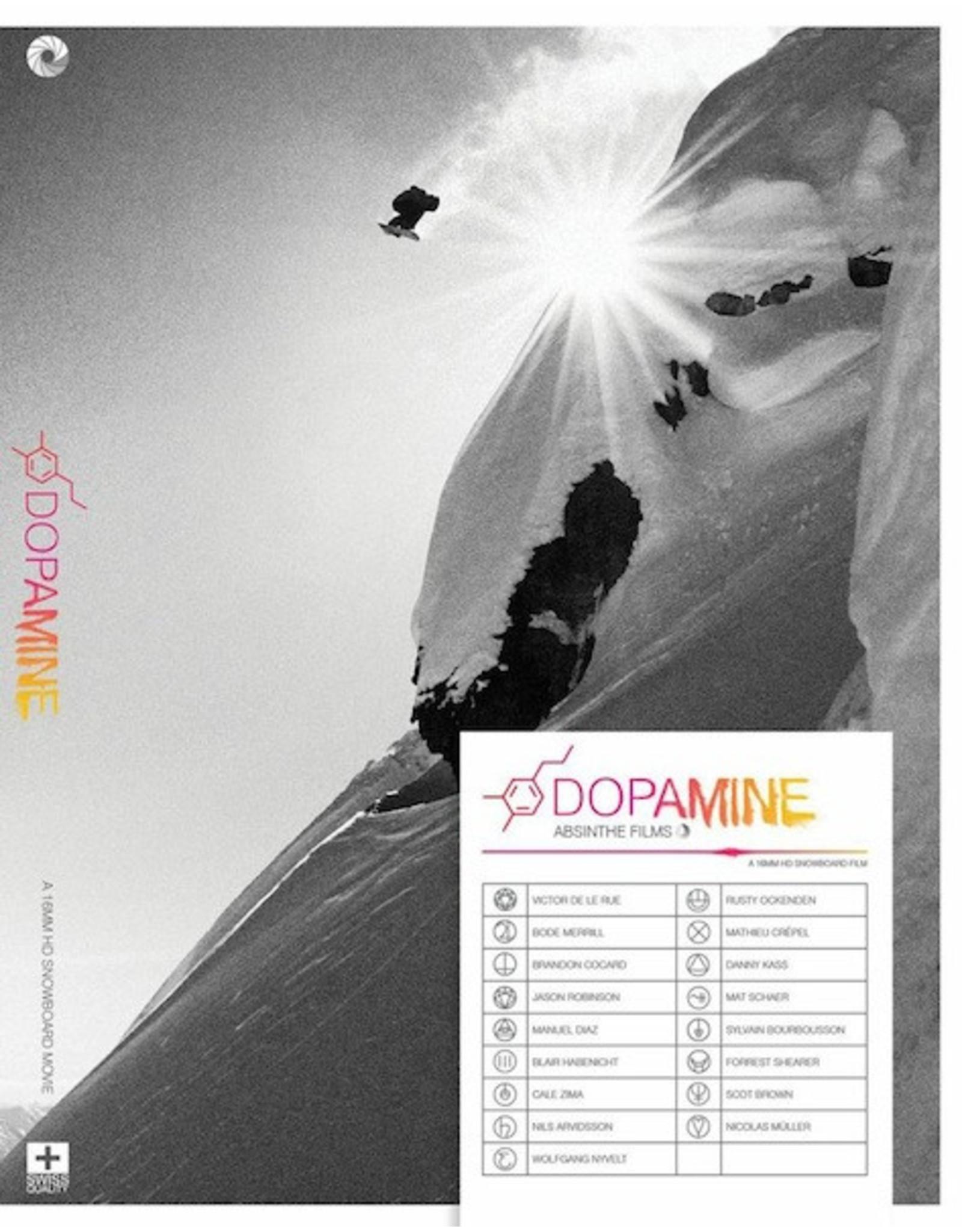 DVD Dopamine, Absinthe Films (Blu-ray/DVD)