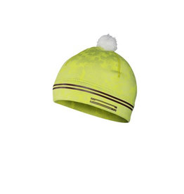 ION Ion - Neo Bommel Beanie yellow