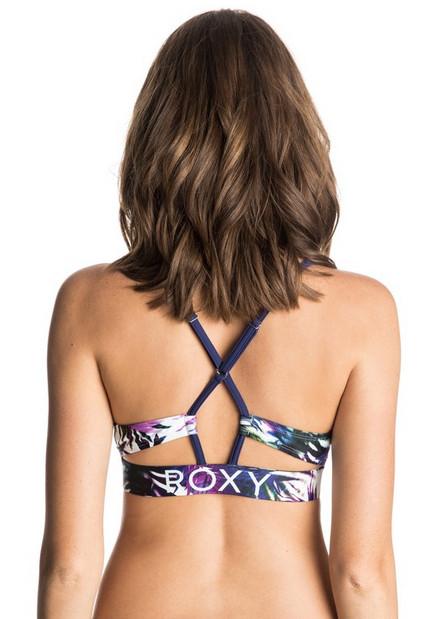 Roxy Roxy - Caribbean Sunset Bikini Top