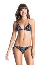Roxy Roxy - Logo Zigzag Bikini Set