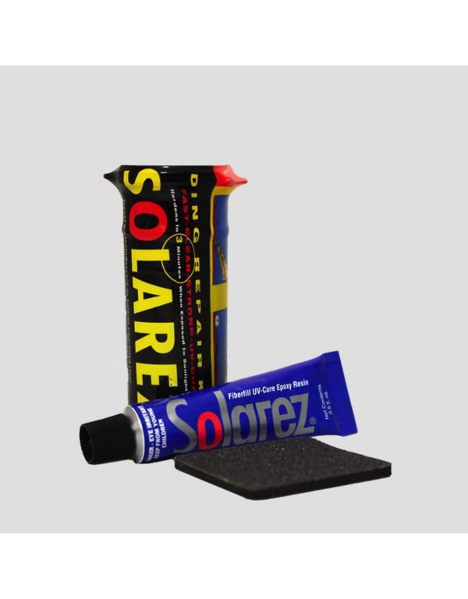 Solarez Solarez UV Epoxy reise rep sett 15g