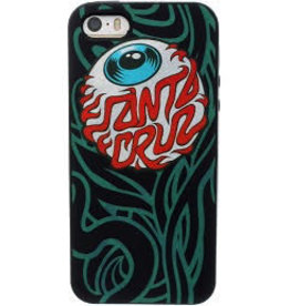 Santa Cruz Santa Cruz Iphone 5 cover Case, Black