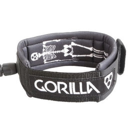 Gorilla Gorilla - 6' Regular 1/4 inch (7mm) Leash Boner FCS 349.-