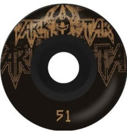 Girl Darkstar - Decay Price Knight 51mm/99A