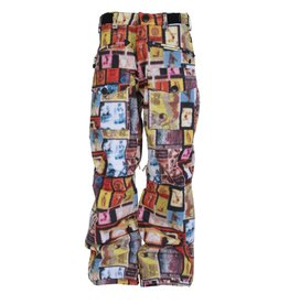 Sessions Sessions Fireball Zigzag pant str.Xl