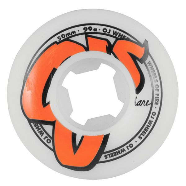 OJ Wheels OJ - Logo Family 50mm/99A