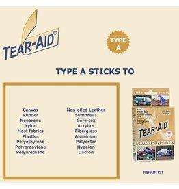 PSP Tear-Aid standard Type A Reperasjonssett