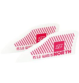 North Kiteboarding NKB -  Finset 5.0  FS Glass PC (2pcs) 5,0