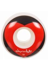Chocolate Chocolate - Hearts 51mm