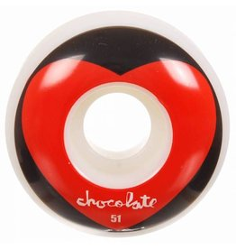 Chocolate Chocolate - Hearts 51mm