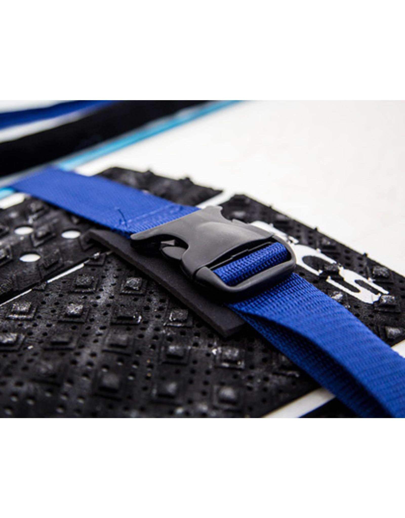 """FCS FCS """"Double Long Boardbag 9'2"""" Deep Ink"""" 2499Kr"""