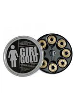 Girl Girl - Gold Bearings (Abec 7)