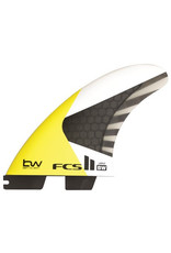 FCS FCS2 - 3Fin - Ben Wilson Kite fin PC Carbon Large(75-90kg)