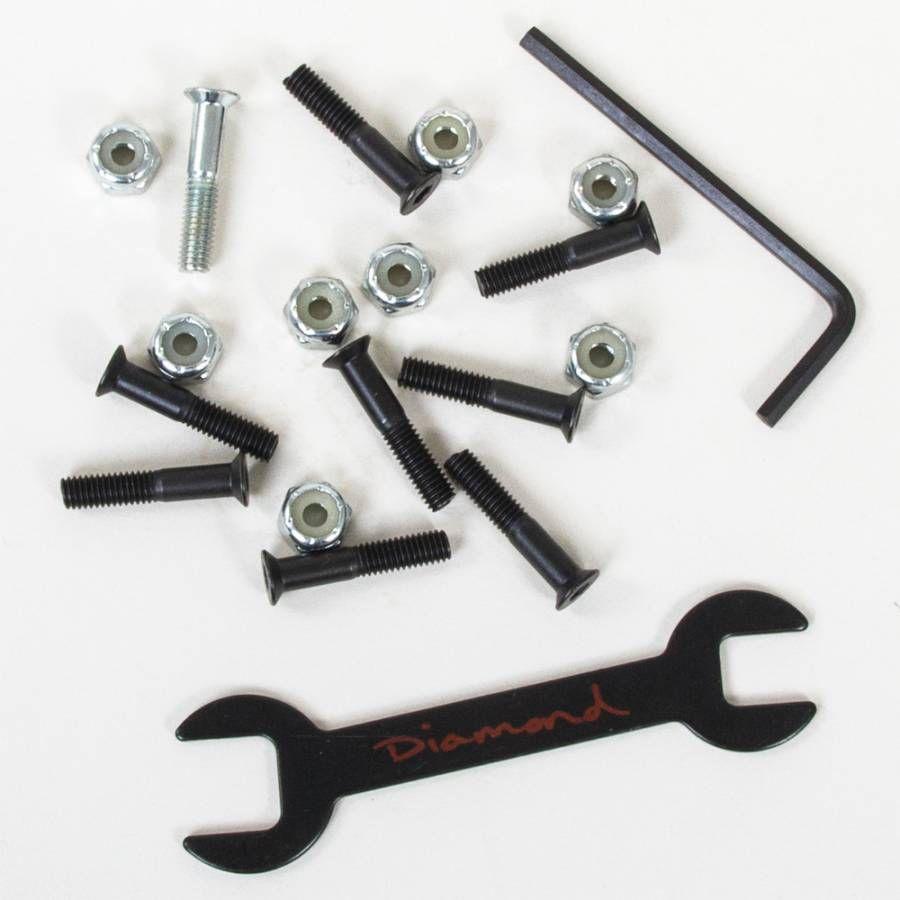 "Speed Demons Diamond - Hella Tight hardware monteringssett 1"" (25mm) umbrako"