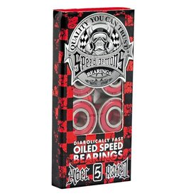 Speed Demons Speed Demons - ABEC 5 - Red