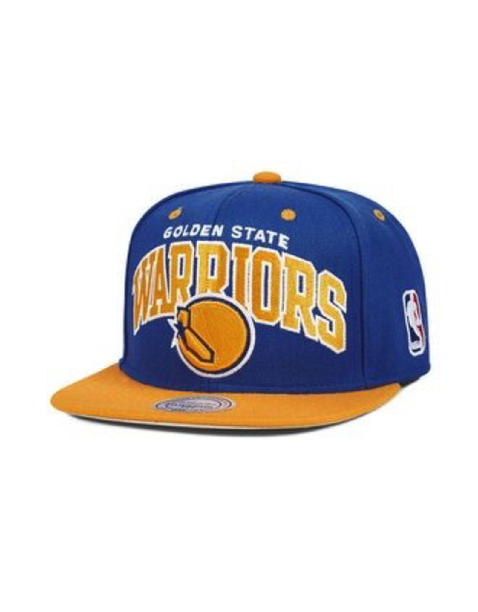 Mitchell & Ness Mitchell & Ness - Team Arch Snap - Golden State Warriors