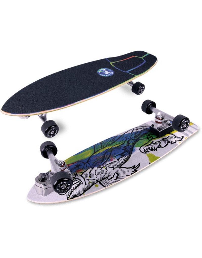 Yow Yow - Surfskate Mavericks Boulevard 30»