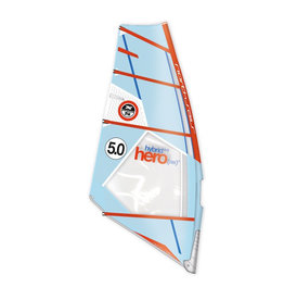NSW - 4,2m2 Hero Hybrid (CODE) IX C90-light blue-orange