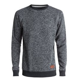 Quiksilver Quiksilver - Keller Crew - Dark Grey Heather - XL