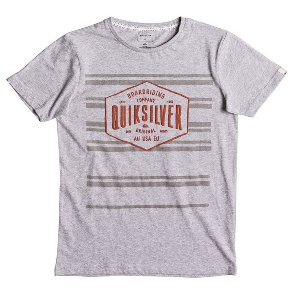 Quiksilver Quiksilver - Neverlost Striped - Athletic Heather - XS/8