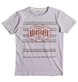 Quiksilver Quiksilver - Neverlost Striped - Athletic Heather - S/10