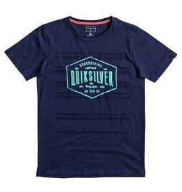 Quiksilver Quiksilver - Neverlost Striped - Medieval Blue- XL/16